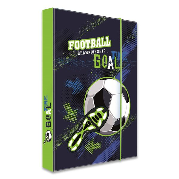 Box na sešity Fotbal A5