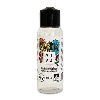 Obrázek produktu Dezinfekční gel na ruce Riva - 100 ml