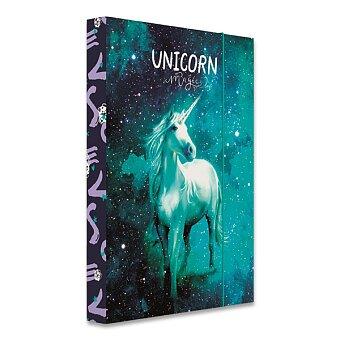 Obrázek produktu Box na sešity Unicorn - A5