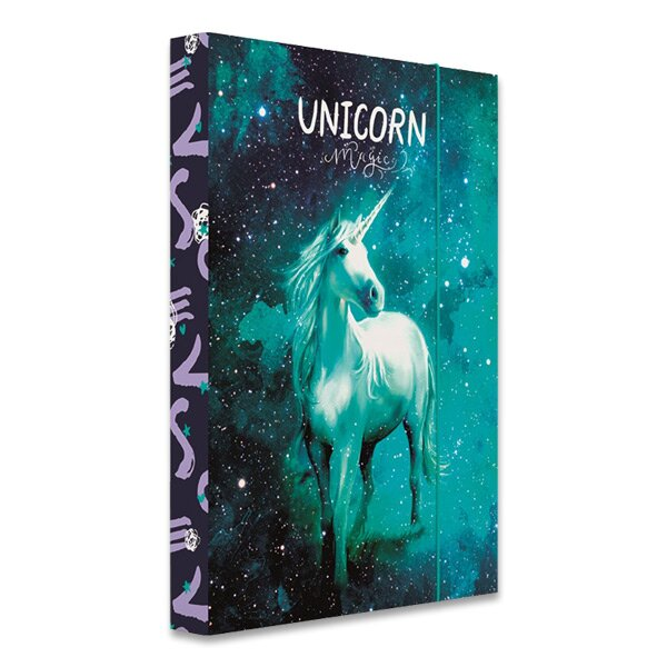Box na sešity Unicorn A5