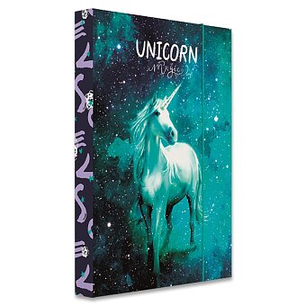 Obrázek produktu Box na sešity Unicorn - A4