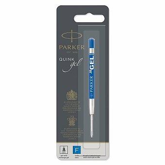 Obrázek produktu Gelová náplň Parker do kuličkové tužky - F, výběr barev
