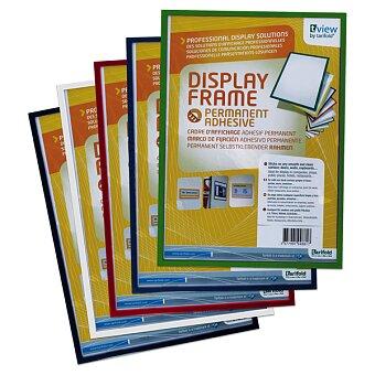 Obrázek produktu Samolepící rámeček Tarifold Display Frame - A4, 4 ks, výběr barev