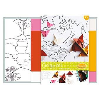 Obrázek produktu Origami Aladine - tajemství lesa