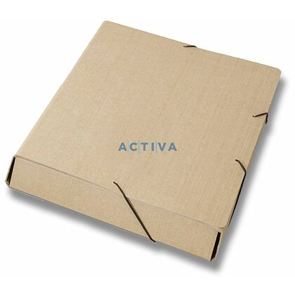 Product image Emba Luxor - cardboard folder with 3 lapels