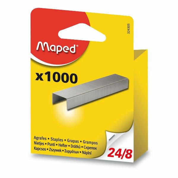 Drátky Maped 24/8 1000 ks
