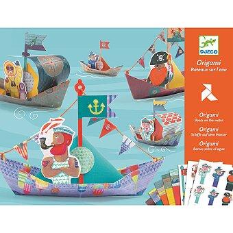 Obrázek produktu Origami sada Djeco - Plovoucí lodě
