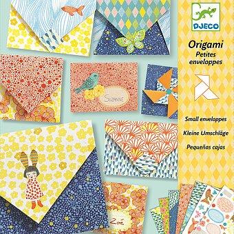 Obrázek produktu Origami skládačka Djeco - obálky