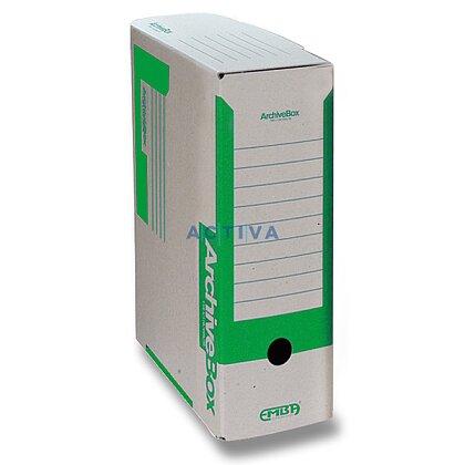 Obrázok produktu Emba Archiv box Colour - archivačný box - 330 x 260 x 110 mm, zelený