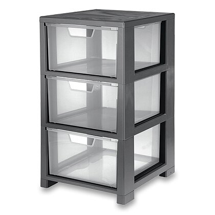 Product image CEP Linea - rack, 3 drawers