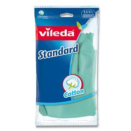 Obrázek produktu Vileda Standard - rukavice - vel. L
