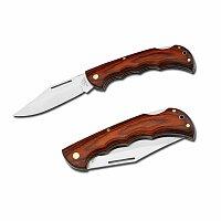 BEAVER LUTZ - nerezový kapesní nůž s pojistkou, ostří 7,4 cm