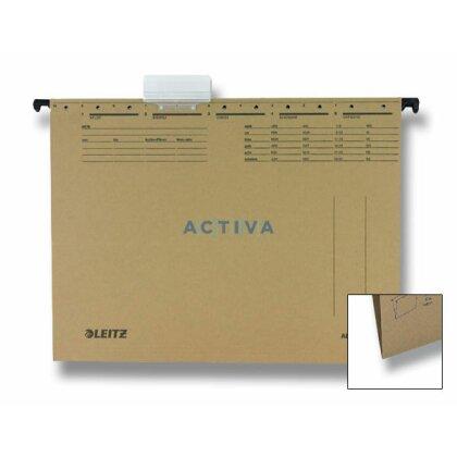 Obrázek produktu Leitz Alpha - závěsné zakládací desky - typ V, bez kapsy