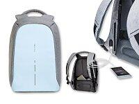 BOBBY COMPACT - batoh na notebook proti krádeži s pláštěnkou, 16 l