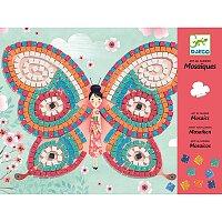 Mozaika Djeco - Motýli