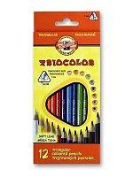 Pastelky Koh-i-noor 3132 Triocolor