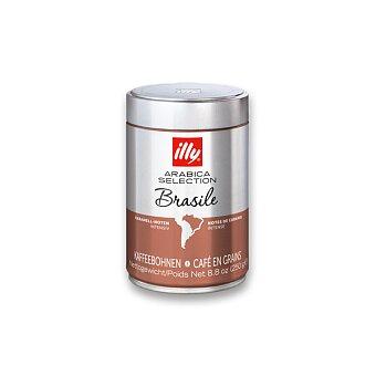 Obrázek produktu Zrnková káva Illy Monoarabica Brazil - 250 g
