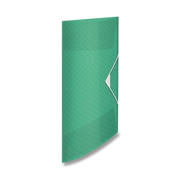 Spisové desky Esselte Colour'Ice ledově zelená