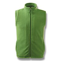 Adler Next - fleece vesta unisex na zip, velikost XXL, výběr barev