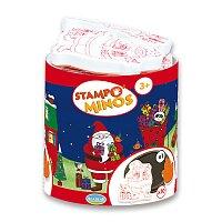 Razítka Aladine Stampo Minos - Pohádkové Vánoce