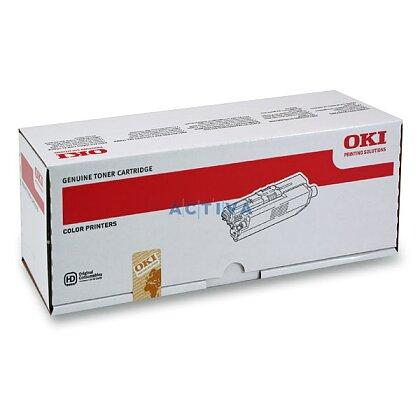 Obrázek produktu OKI - toner C510 / C530, black (černý) pro laserové tiskárny