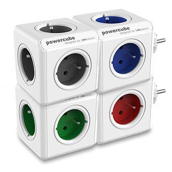 Obrázek produktu Rozbočovací zásuvka PowerCube Original - 5 zásuvek, výběr barev