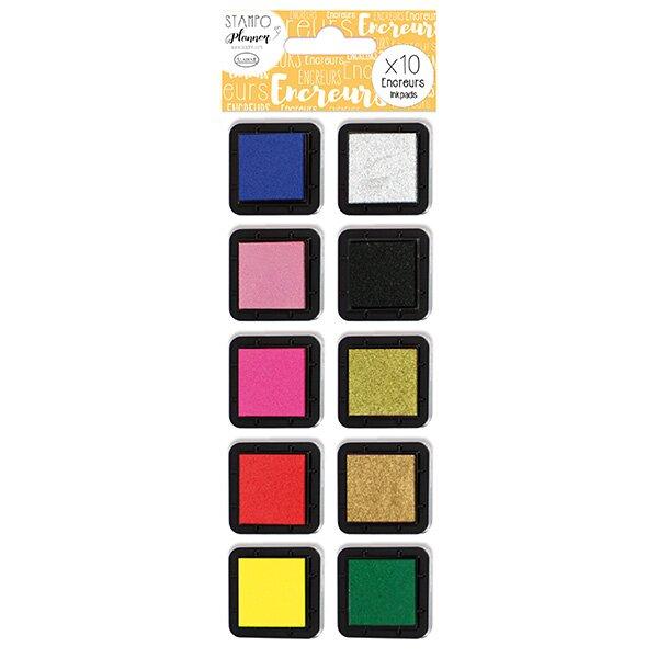 Stampo Bullet Aladine - Inkoustové polštářky