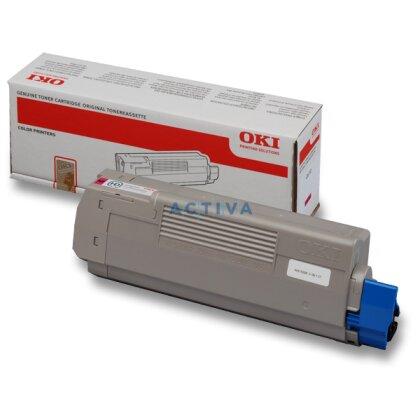 Obrázek produktu OKI - toner C610, magenta (červený) pro laserové tiskárny
