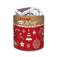 Stampo Scrap Aladine - Vánoce