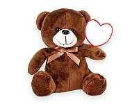 BRUNDA - plyšový medvěd, hnědá