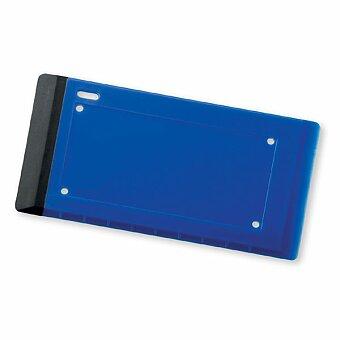 Obrázek produktu VIGNETTE - plast. škrabka se stěrkou a čisticí ubrousky, výběr barev