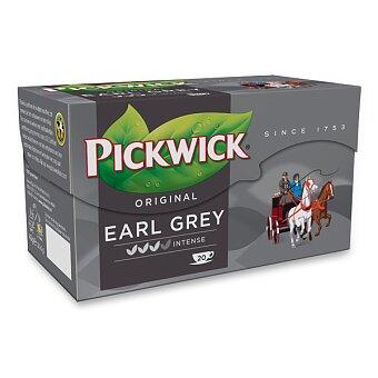 Obrázek produktu Černý čaj Pickwick Earl Grey Tea - 20 sáčků