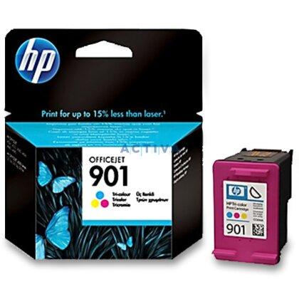 Obrázek produktu HP - cartridge CC656AE, color č. 901 (barevná) pro inkoustové tiskárny