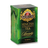 Zelený čaj Basilur Sencha Tea Speciality