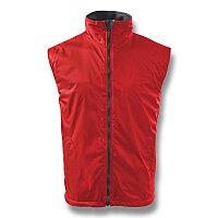 Adler Warmer - pánská vesta na zip, velikost M, výběr barev