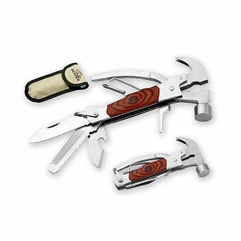 Obrázek produktu BEAVER THOR - nerezové kapesní nářadí v pouzdře, 9 funkcí