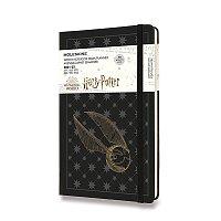 18měsíční diář Moleskine 2021-22 Harry Potter - tvrdé desky