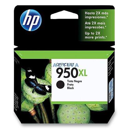 Obrázek produktu HP - cartridge CN045AE, black č. 950 XL (černá) pro inkoustové tiskárny