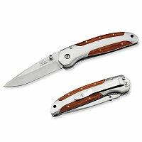 BEAVER KIEFER - nerezový kapesní nůž s pojistkou, ostří 7,2 cm
