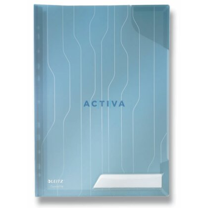 Obrázek produktu Leitz CombiFiles - pevné závěsné desky L - modré