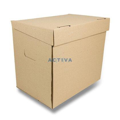 Obrázek produktu EMBA - úložný box - natural