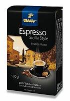 Vakuovaná zrnková káva Tchibo Espresso Sicilia Style