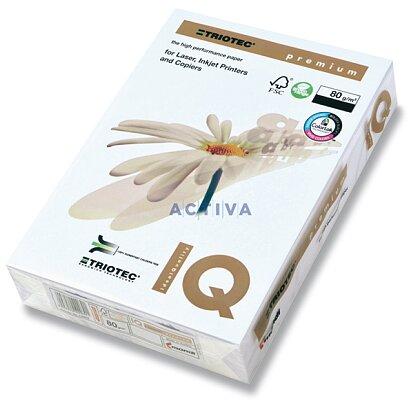 Obrázok produktu IQ Premium Triotec - xerografický papier - A5, 80 g, 500 listov