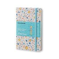 Zápisník v tvrdých deskách Moleskine Malý princ