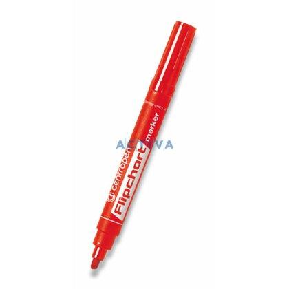 Obrázek produktu Centropen Flipchart Marker 8560 - popisovač - červený