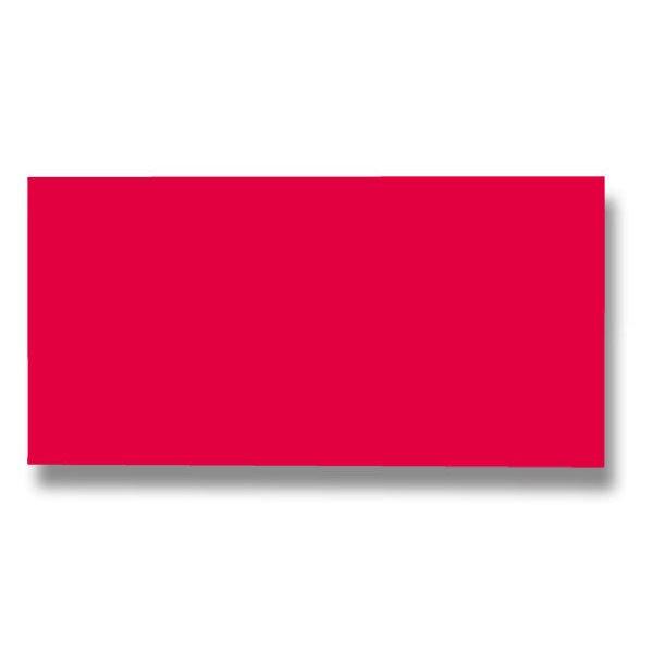 Barevná dopisní karta Clairefontaine korálová červená, DL