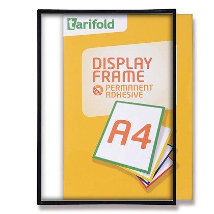 Product image Tarifold Tview Display Frame - self-adhesive presentation frame A4