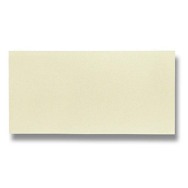 Barevná dopisní karta Clairefontaine perleťová krémová, DL