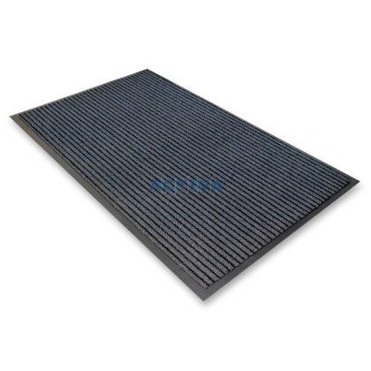 Obrázek produktu DUO - textilní rohož - 60 × 90 cm, modrá