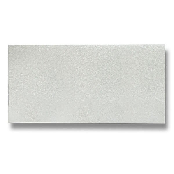 Barevná dopisní karta Clairefontaine stříbrná, DL